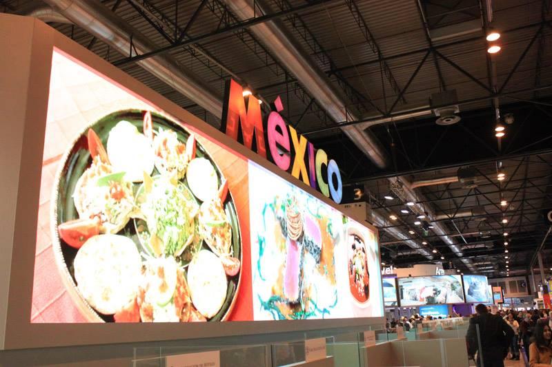 Mexico también es otro destino que hace hincapié en el turismo gastronómico
