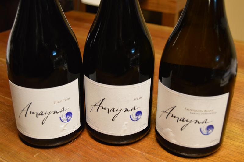 los vinos de amayna