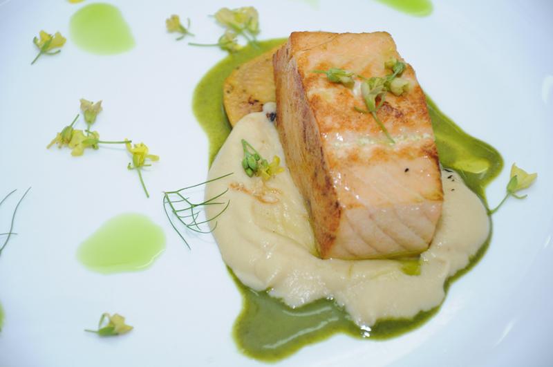 el salmon de teg