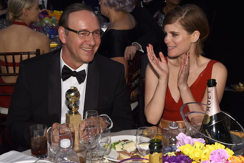"NBC's ""72nd Annual Golden Globe Awards"" - Audience"