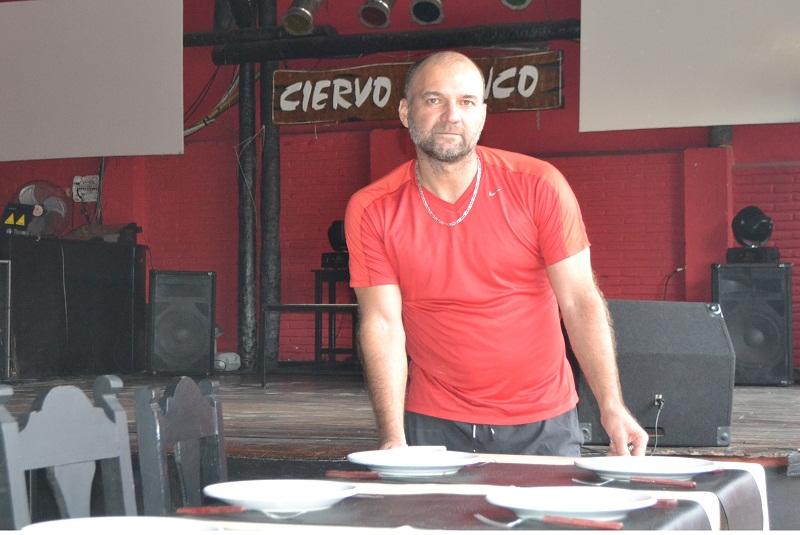 Ciervo Blanco, Francisco Ingolotti.