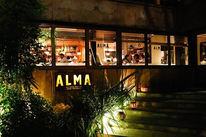 Un restaurante que acarició el éxito desde que se estableció hace un poco más de un año. Su creador es un joven empresario uruguayo que vio oportunidades en nuestro país.