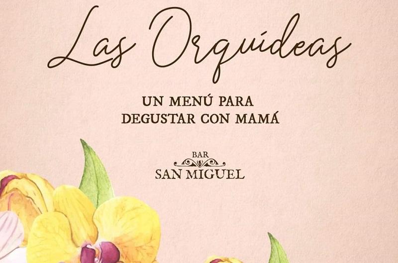 La promoción realizada por el restaurante San Miguel con motivo del Día de las Madres. Ofertas similares inundaron las redes con motivo de esa fecha.