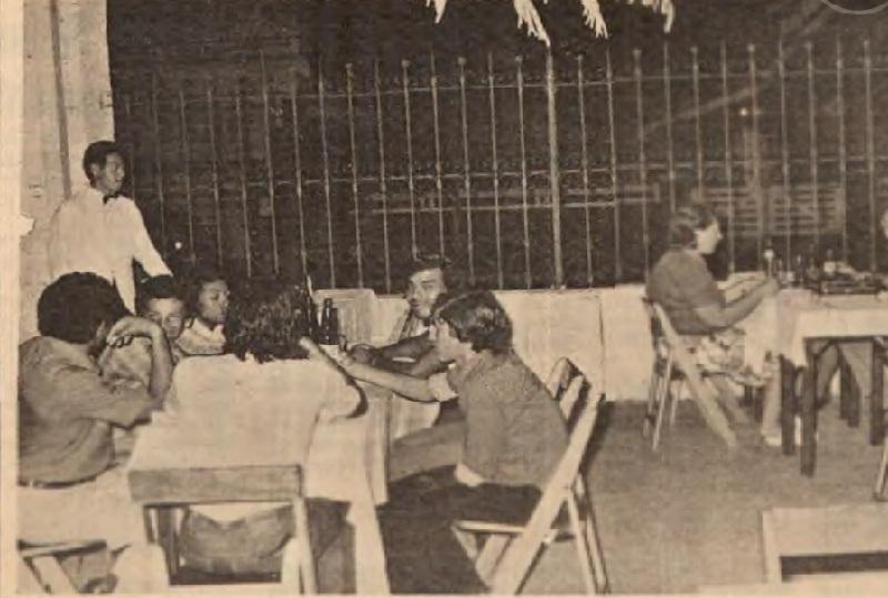 Foto del artículo publicado por el diario ABC Color, en el año 1978.