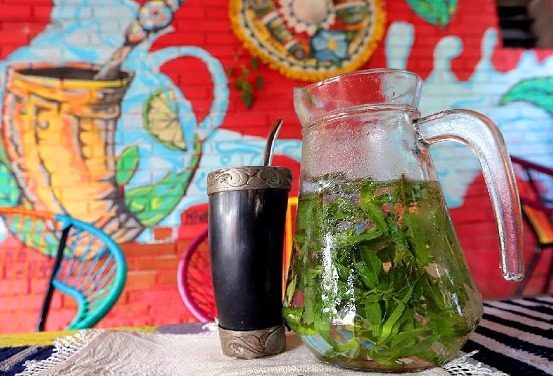 """El tereré fue incluído en la lista del Patrimonio Inmaterial de la Humanidad bajo la denominación de """"Prácticas y saberes tradicionales del tereré en la cultura del pohâ ñana, bebida ancestral guaraní en Paraguay""""."""