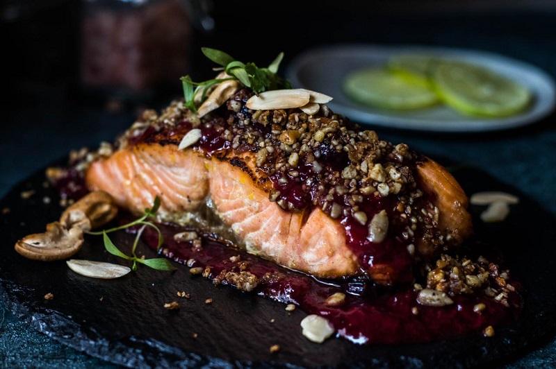 La Nutry salmón crocante
