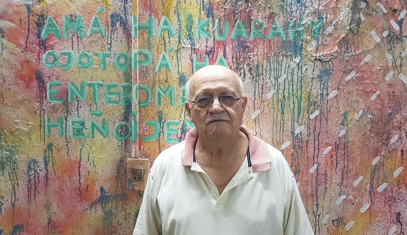 Quintín Notari, Don Chiqui, 80 años, es el propietario.