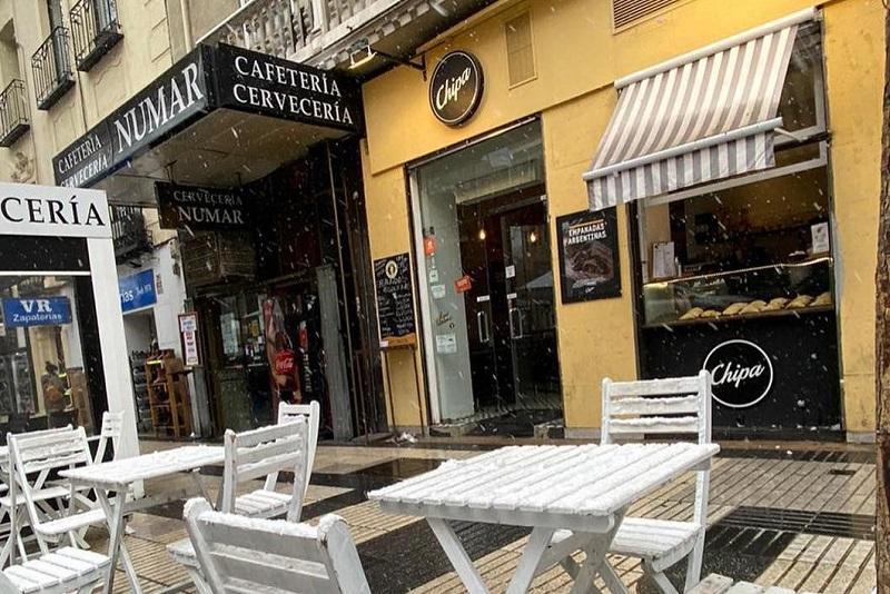 Este es otro de los locales ubicados en la capital española. La chipa es un producto muy atractivo y que tiene fácil acceso a cualquier mercado internacional.